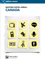 Mapping Digital Media Canada